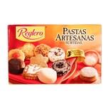 Reglero Pastas Artesanas Surtidas Gemischtes Gebäck 18 Stück 400g