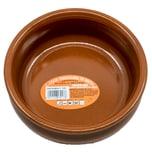 Tonschale Cazuela Bombada aus Keramik 17cm Durchmesser