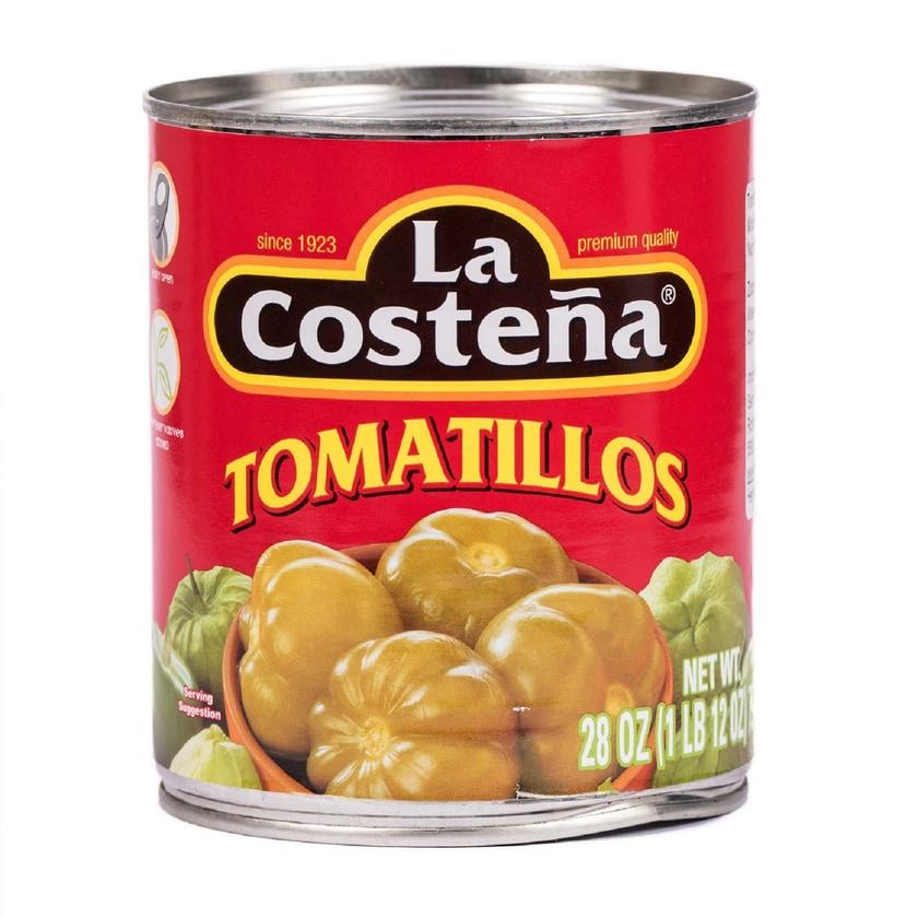 La Costeña Tomatillos grüne Tomatillos 540g