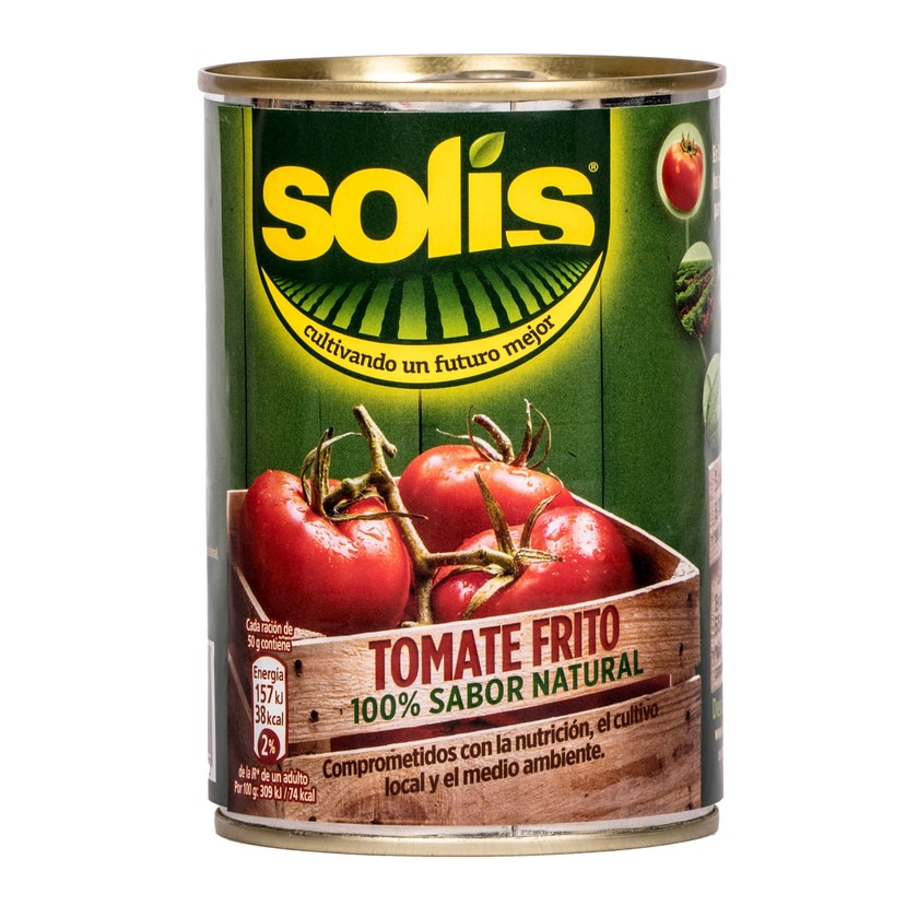 Solis Tomate Frito Tomatensauce 415g