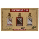 Elephant Gin Tasting Box 150ml