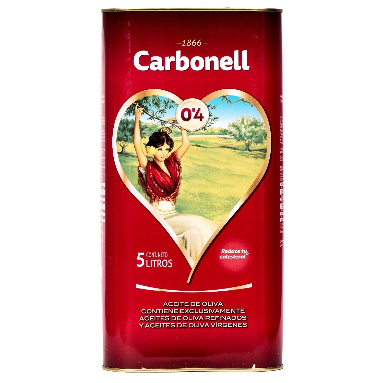 Carbonell Aceite de Oliva Olivenöl 5l