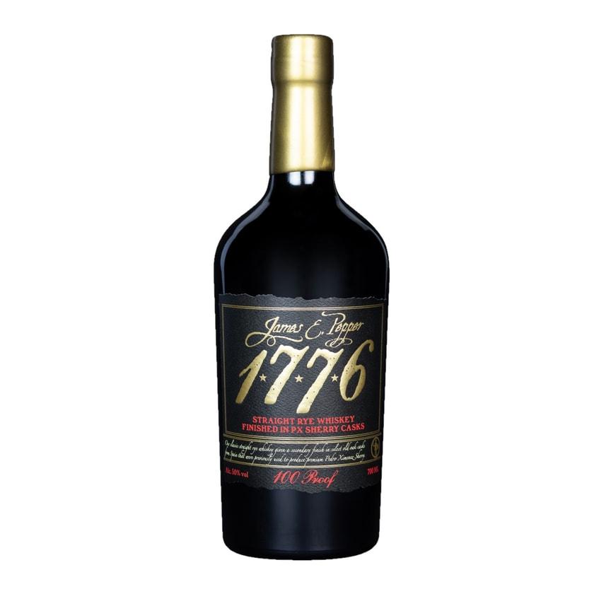 1776 Rye Whiskey Sherry Cask 50% Vol. 700ml