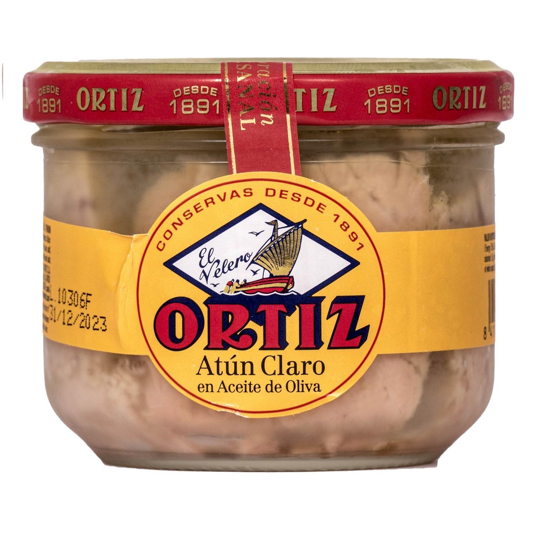 Ortiz Thunfisch in Olivenöl 150g