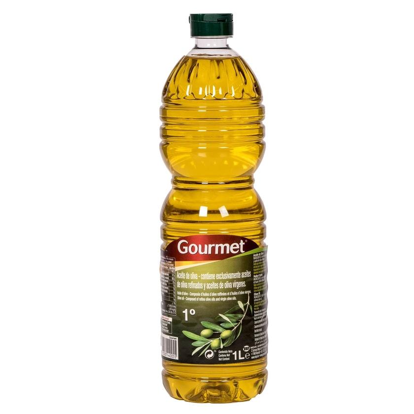 Gourmet Olivenöl intensiver Geschmack 1l