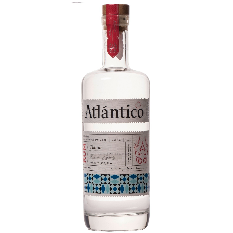 Atlantico Platino Ron Artesanal Rum 70cl