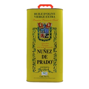Nunez de Prado Natives Olivenöl extra Bio 5l