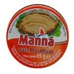 Manná Pate de Atum Thunfischpastete 65g