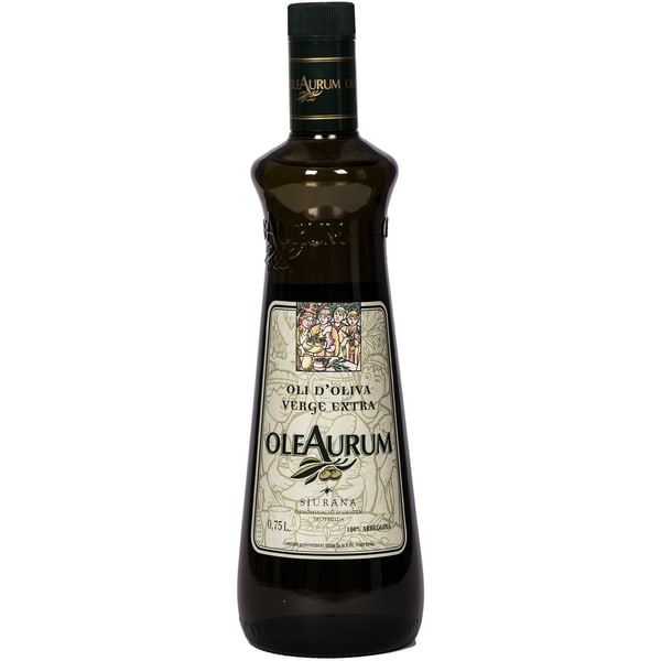 Ole Aurum Virgen Siurana Olivenöl 0,75l