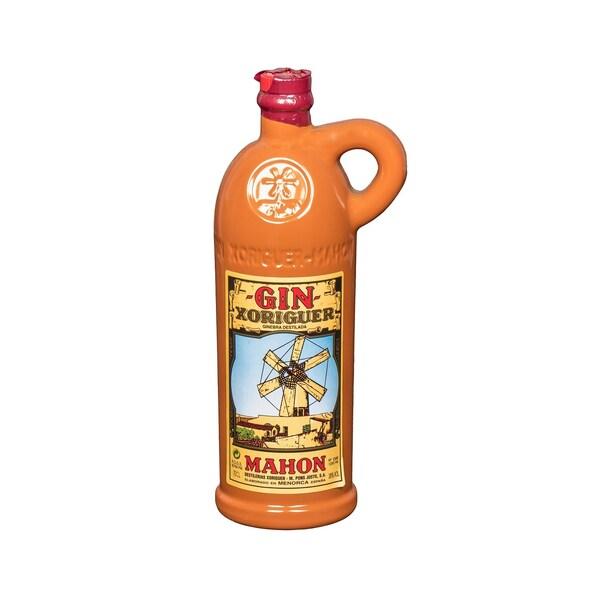 Mahon Gin Xoriguer Keramikflasche 0,7l