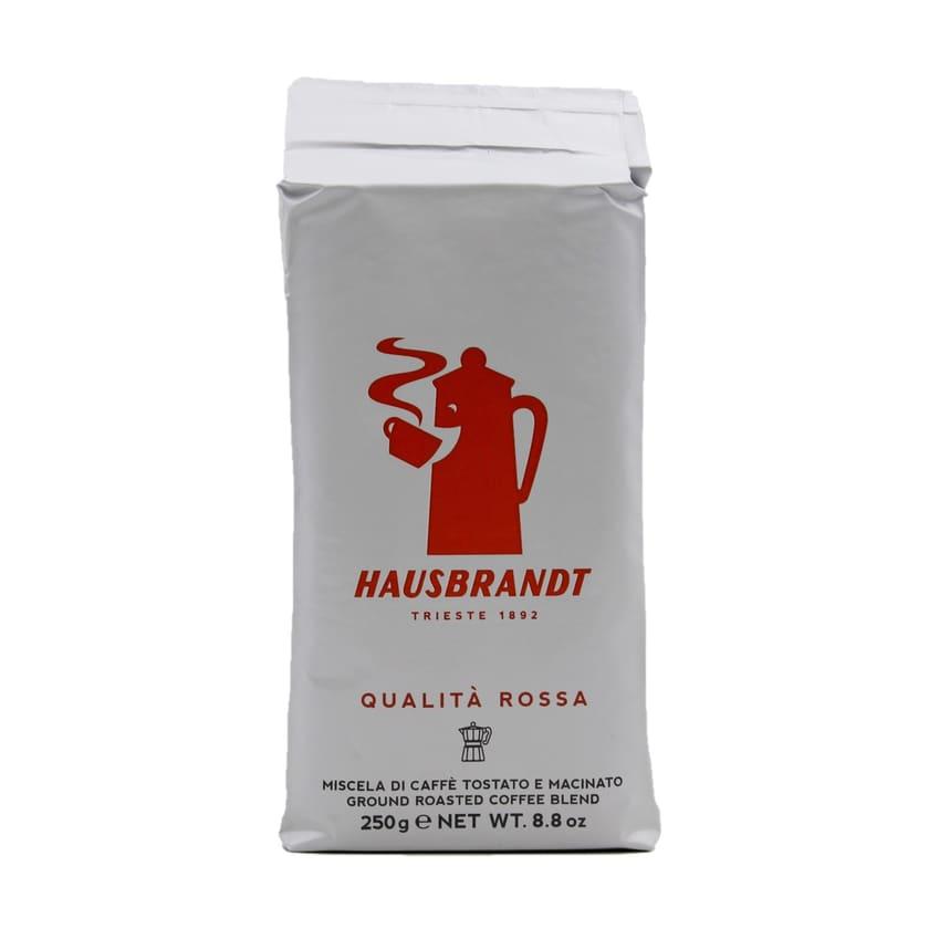 Hausbrandt Caffé Rossa Kaffee gemahlen 250g