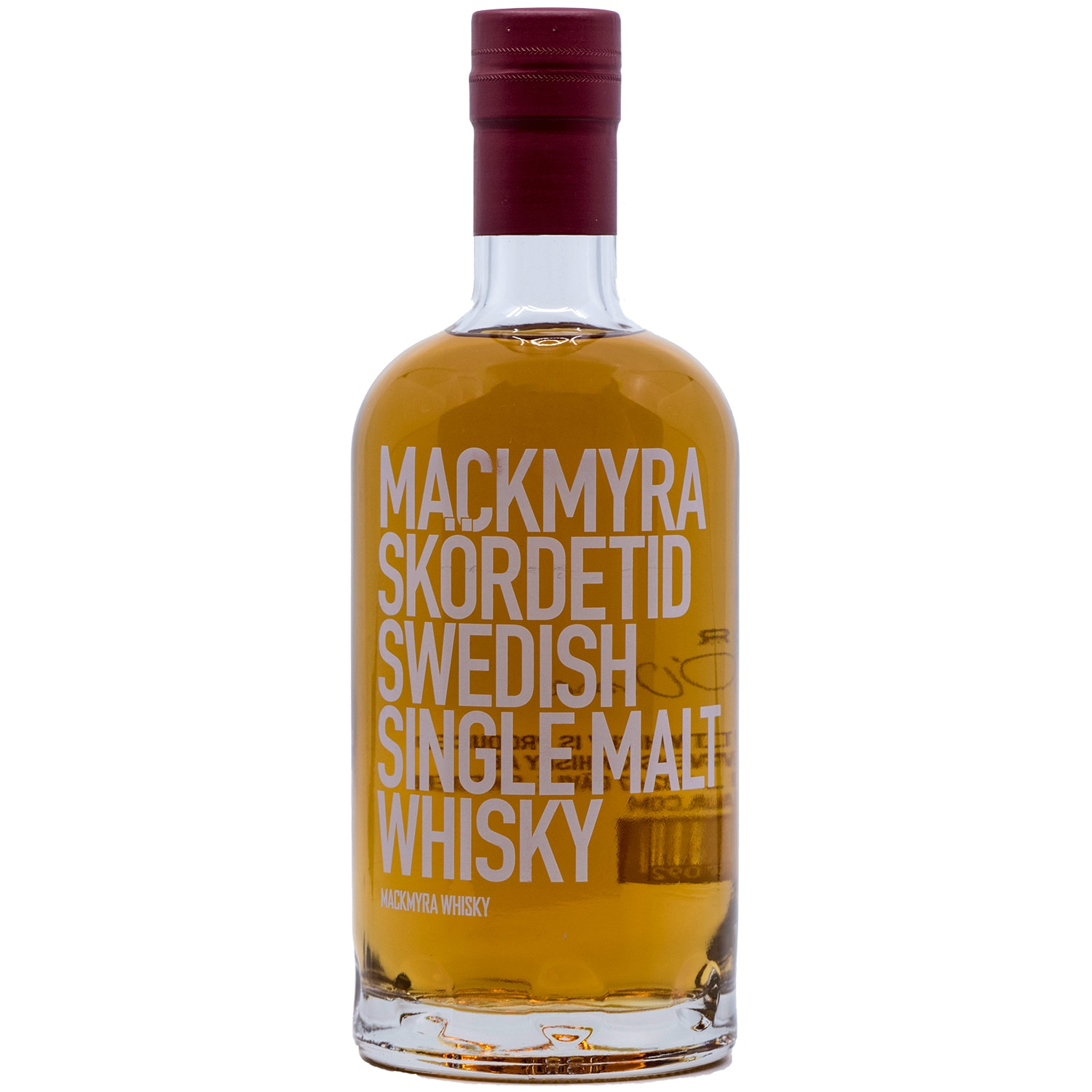 Mackmyra Skördetid Swedish Single Malt Whisky 70cl