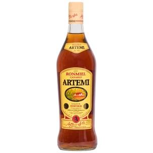 Ron Miel Artemi Honey Rum Canario Honigrum 1l