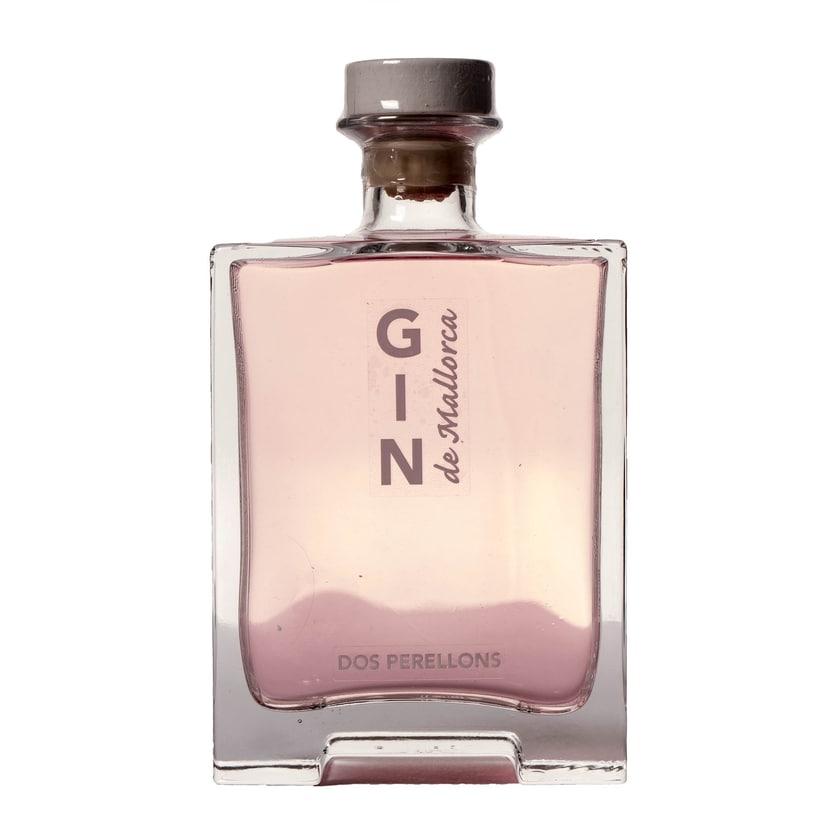 Gin de Mallorca Dos Perellons Gin Premium Rosa 0,7l