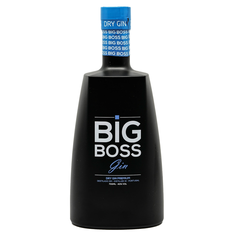 Big Boss Dry Gin Premium 0,7l