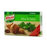 Knorr Tempero Alho & Salsa Brühwürfel Knoblauch & Petersilie 72g