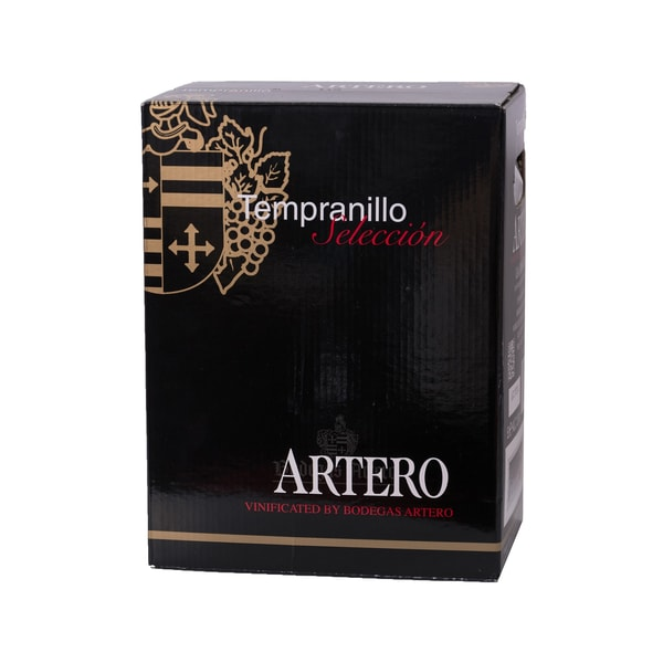 Artero Tempranillo in box 5l