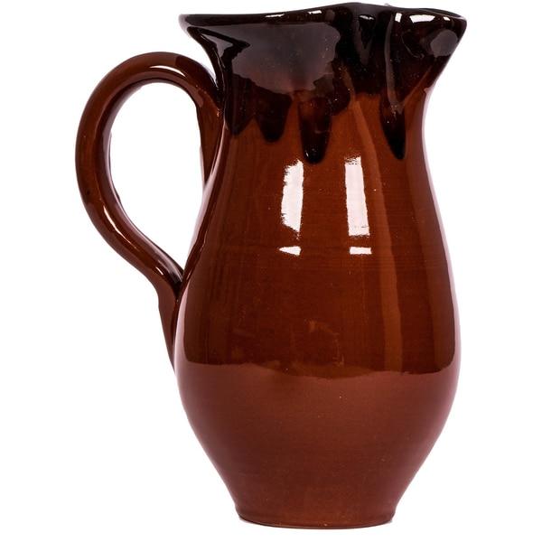 Terrisaires Sangria Krug Jarra aus Keramik 1,5l