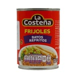 La Costeña Refried Pinto Beans braunes Bohnenmus 580g