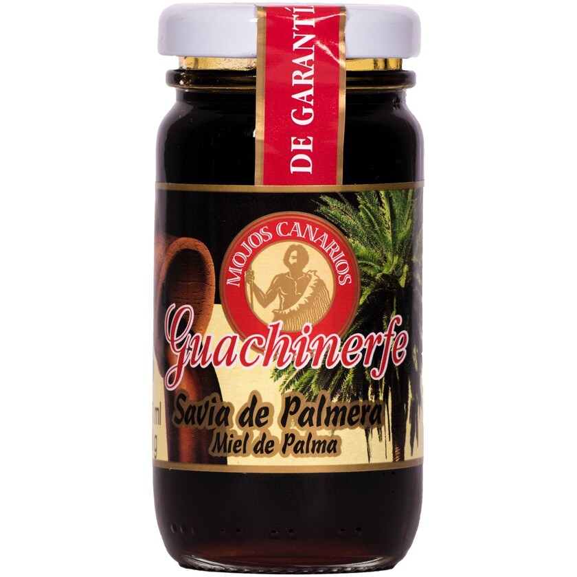 Guachinerfe Miel de Palma eingekochter Palmsaft 100ml