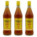 Arehucas Carta Oro Ron Dorado Rum 3 x 700ml, 2.100ml