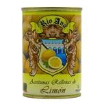 Rio Ana Aceitunas Rellenas de Limón Grüne Oliven mit Zitronenpaste 120g