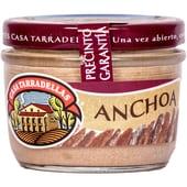 Paté Anchoa Anchovis Sardellenpastete 125g
