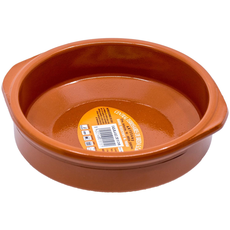 Tonschale Cazuela aus Keramik 15cm