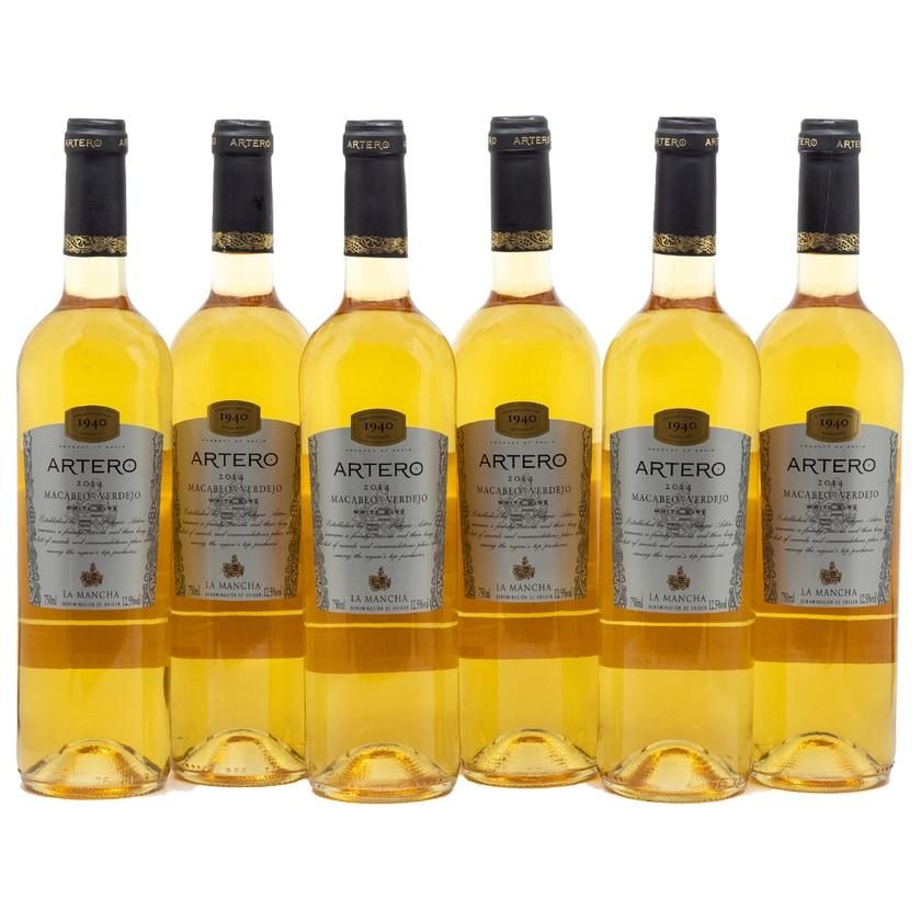 Artero Macabeo Verdejo Weißwein 6x0,75l