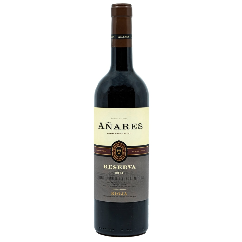 Anares Reserva Rioja Rotwein 0,75l