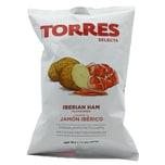Torres Selecta Jamon Iberico Chips 50g