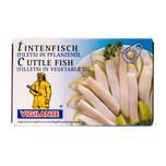 Vigilante Tintenfisch-Filets in Pflanzenöl 72g