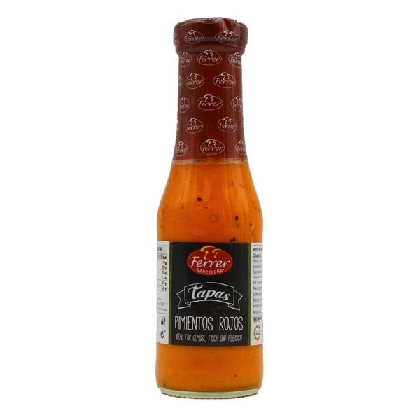 Ferrer Salsa Tapas Pimientos Rojos Rote Paprikasoße 320g