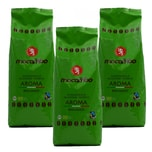 Mocambo Kaffee Aroma Biologico Fairtrade Selezione Arabica 3 x 1kg, 3kg