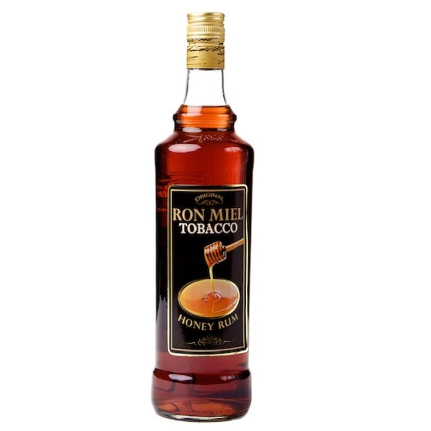 Tunel Ron Miel Tobacco Rum 1l