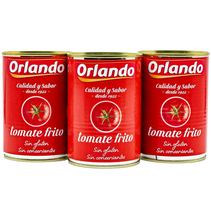 Orlando Tomate Frito Tomatensauce 3 x 400g, 1.200g