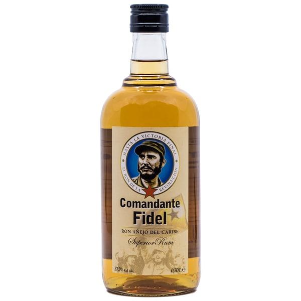 Comandante Fidel Superior Rum 0,7l