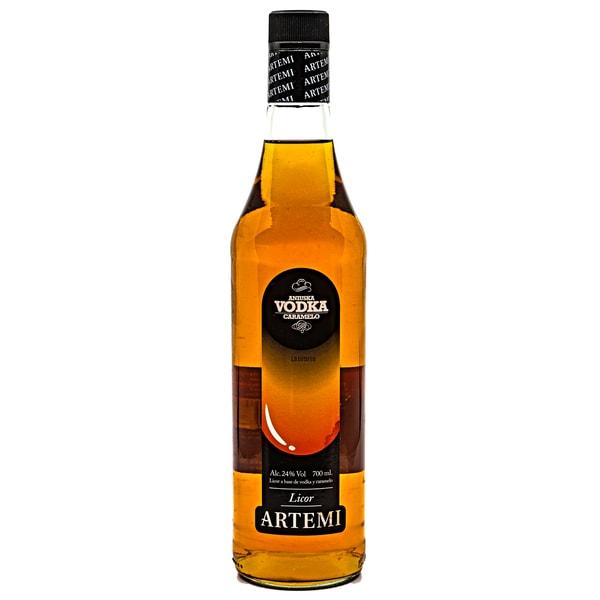 Artemi Vodka Caramelo Vodka Karamelllikör 0,7l