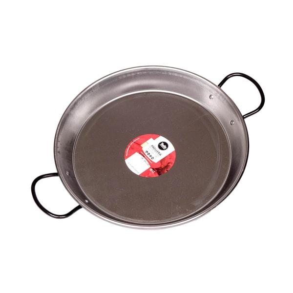 Vaello Campos Paellapfanne für Induktion Stahl poliert 34cm