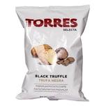 Torres Selecta Black Truffle Premium Chips Kartoffelchips mit Trüffel 40g