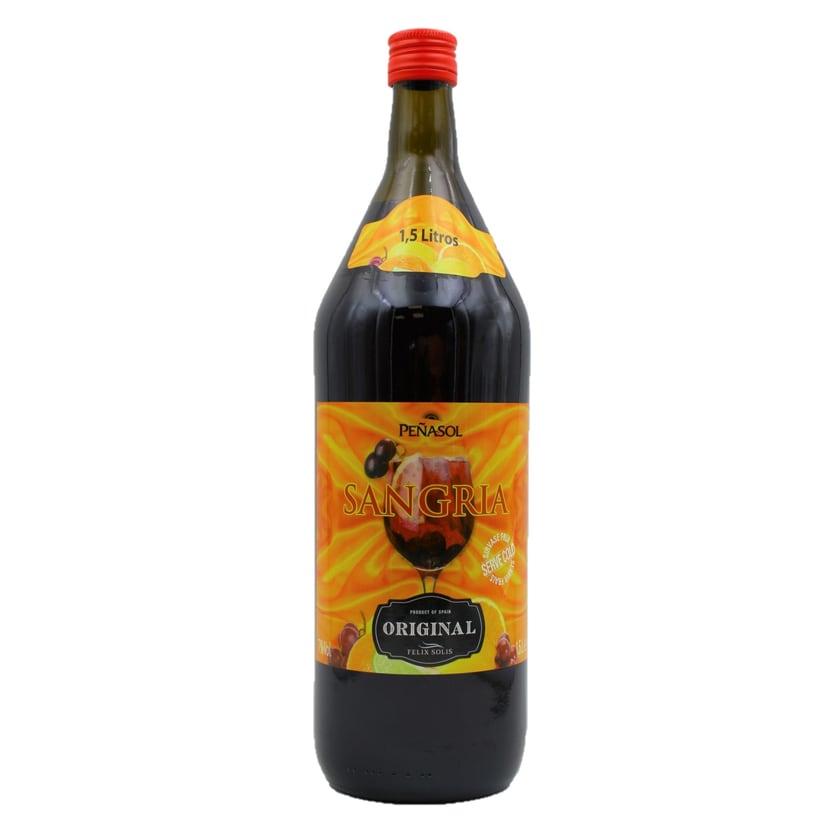 Peñasol Sangria weinhaltiges Getränk 1,5l