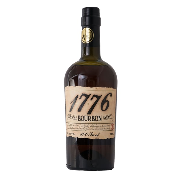 1776 Straight Bourbon Whiskey 100 Proof 0,7l