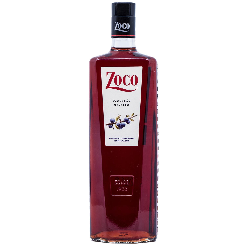 Zoco Licor Pacharan Schlehenlikör 1l