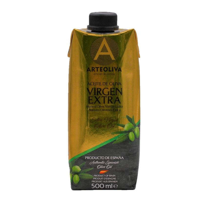 Arte Oliva Extra Virgin Olive Oil Natives Olivenöl extra 500ml