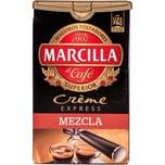 Marcilla Kaffee Gemahlen Creme Express Mezcla 250g