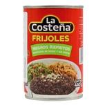 La Costeña Frijoles Negros Refritos schwarzes Bohnenmus vegetarisch 440g