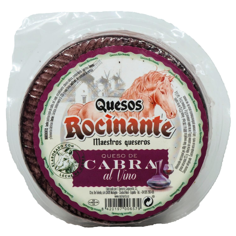 Rocinante Queso de Cabra al Vino Ziegenkäse 0,5 kg