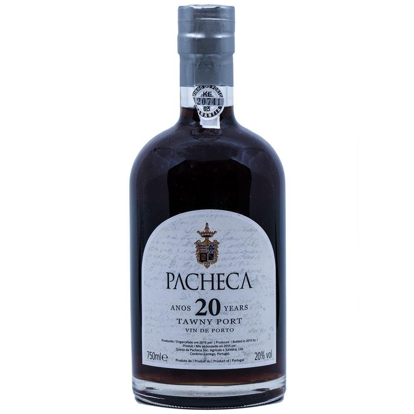 Pacheca Tawny Port Vin de Porto Portwein 20 Jahre 0,75l