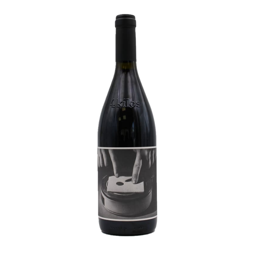 4 Kilos Vino Tinto de Mallorca Bio Rotwein 750ml