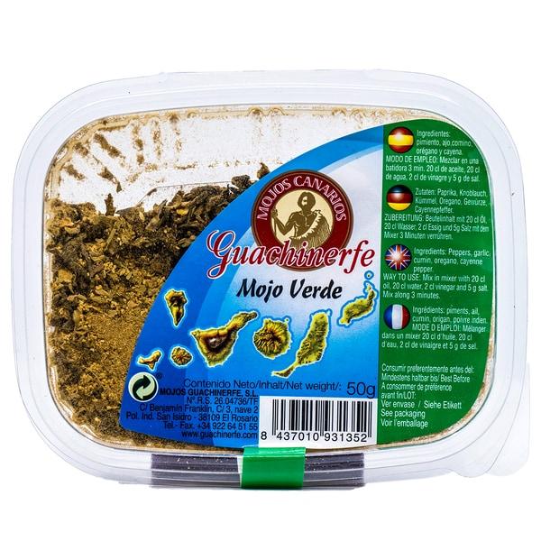 Guachinerfe Mojo Verde Gewürzmischung für grünen milden Mojo 50g